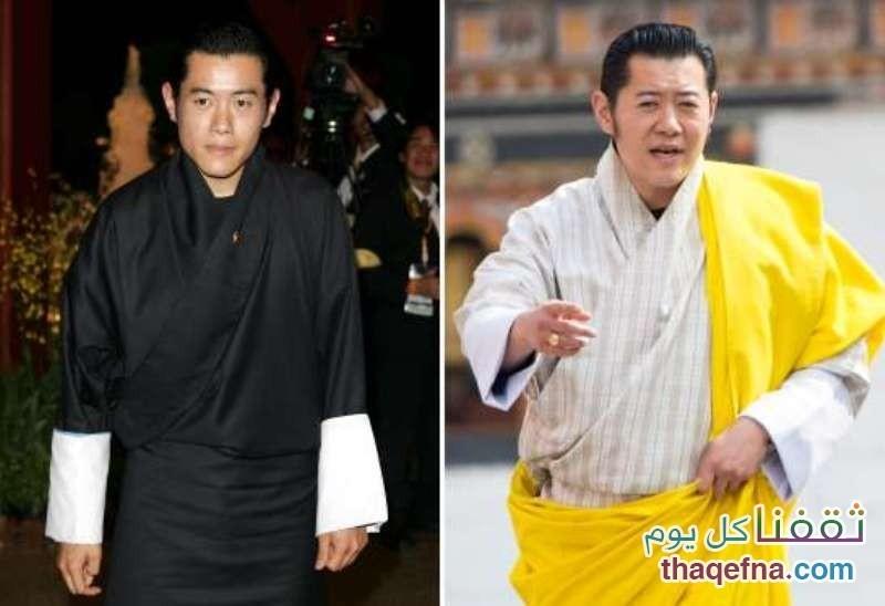 ملك بوتان (2006, 2016)