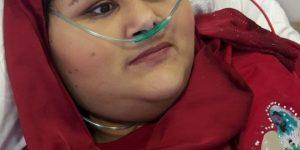 ايمان عبد العاطي أسمن إمرأة في العالم