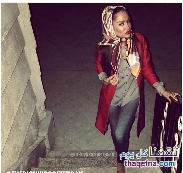 صور حياة أبناء أثرياء ايران