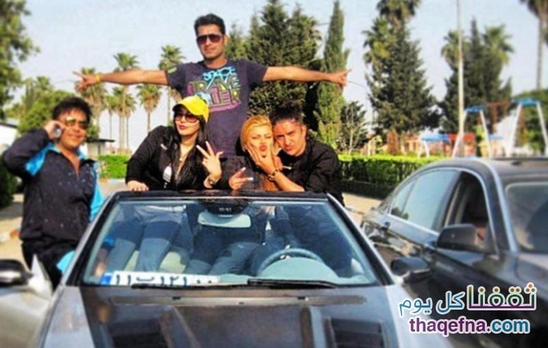 أبناء الاثرياء في إيران