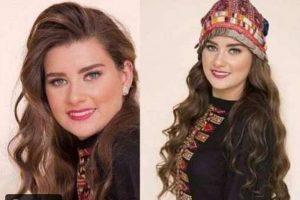 شاهدوا بالصور ملكة جمال فلسطين لعام 2016 نتالي رنتيسي والتي هزت عرش ملكة جمال الكون !