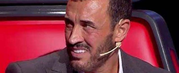 مشادة كلامية بين القيصر كاظم الساهر ووالد المتاسبق سيف بو حمدان وتامر حسني يتدخل