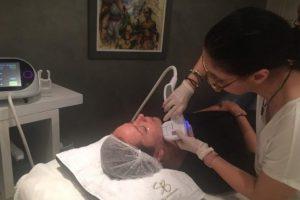 تقنية الهايفو الحديثة لإزالة تجاعيد الوجه والترهلات المزعجة بدون اللجوء الى الجراحة .. تفاصيل!