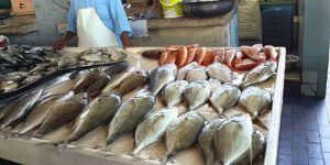 أسعار الأسماك في شم النسيم