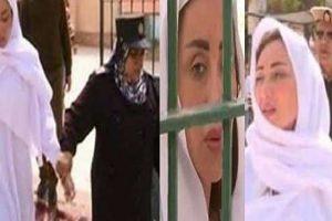 """الإعلامية ريهام سعيد في أولى جلسات محاكمتها بعد تهمة """"خطف الأطفال"""" !"""