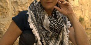 الفنانة الفلسطينية ريم البنا