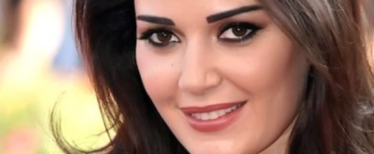"""الفنانة اللبنانية سيرين عبد النور تضع مولودها وتطلق عليه إسم """"كريستيانو"""" !"""