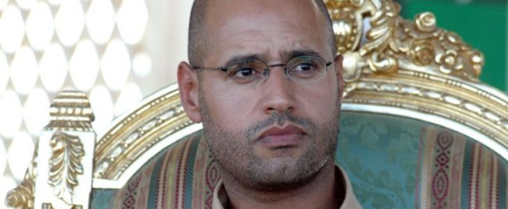 إعلان سيف الإسلام القذافي نجل القذافي ترشحة للإنتخابات الرئاسية الليبية !
