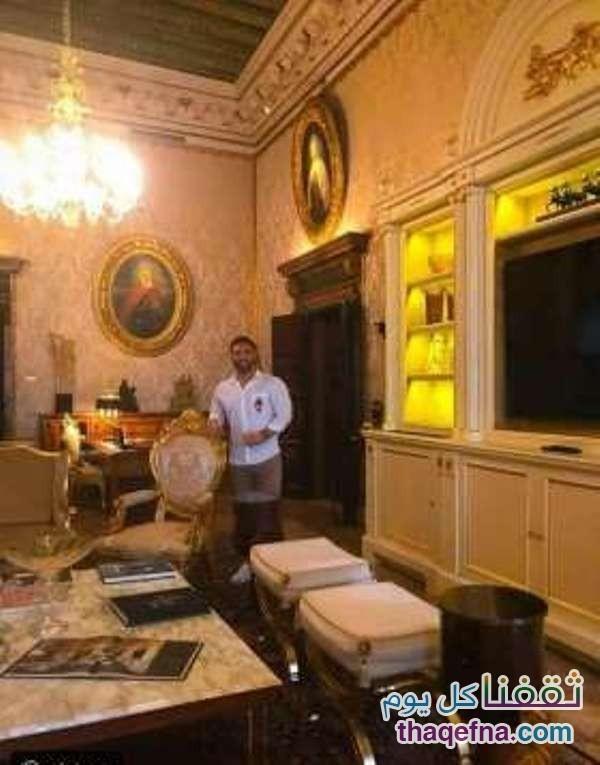 شاب سعودي ثلاثيني فاحش الثراء