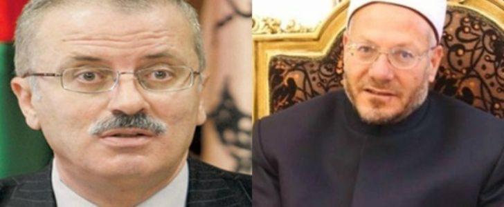 مفتي جمهورية مصر يدين محاولة إغتيال رامي الحمد الله رئيس الوزراء الفلسطيني !