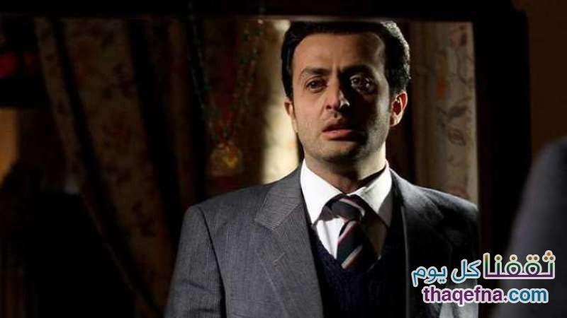 مصطفى زماني بطل مسلسل يوسف الصديق