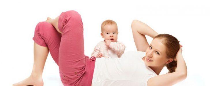 الرياضة بعد الولادة بين المسموح والممنوع